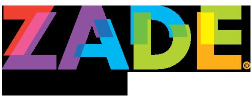 Zade Global color logo