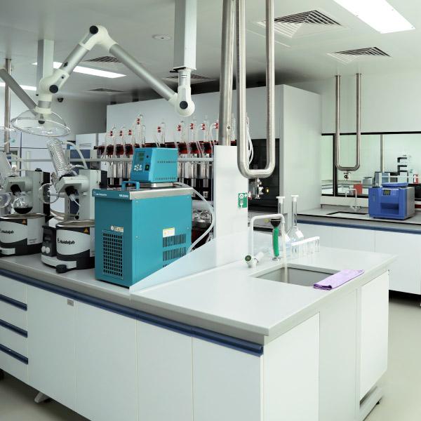 Zade Avicenna General Chemistry Laboratory (General Chemistry Instrumental Analysis, General Wet Chemistry Analysis)