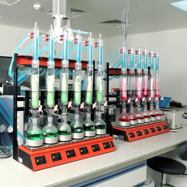 Zade Avicenna Microbiological Laboratory